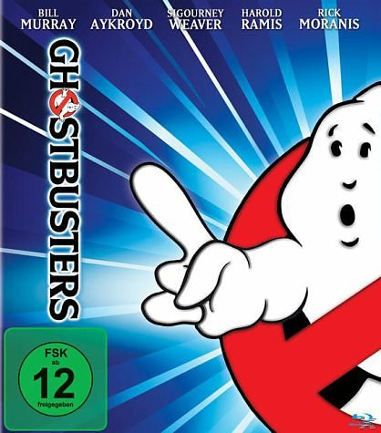 Blu-ray »Ghostbusters (Deluxe Edition)«