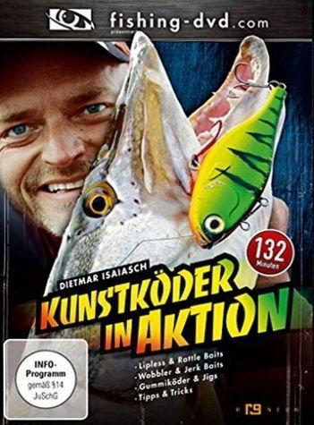 DVD »Kunstköder in Aktion«
