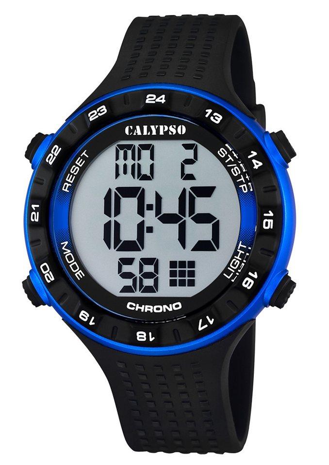 "CALYPSO WATCHES, Armbanduhr, ""K5663/2"" in schwarz"