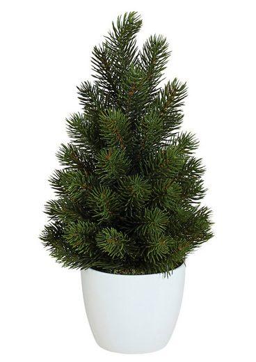 Kunstbaum »Tannenbaum«, Creativ green, Höhe 38 cm