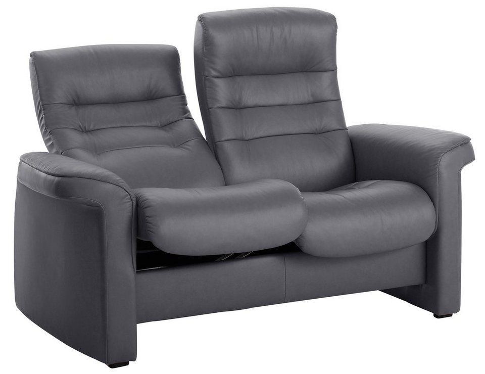 Stressless® 2-Sitzer Sofa High »Sapphire«, in Kinosessel-Optik in grey