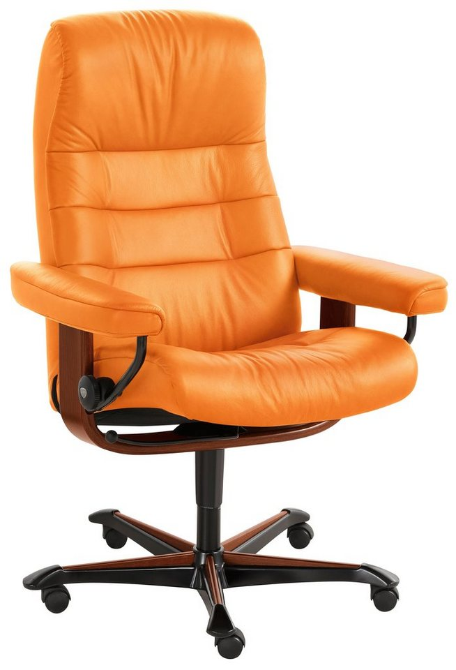 Bürosessel  Stressless® Relax- Bürosessel Home Office »Opal«, mit ...