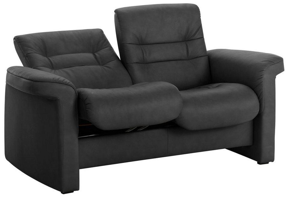 Stressless 2 Sitzer Sapphire Mit Low Back Inklusive Relaxfunktion Ruckenverstellung Breite 154 Cm Online Kaufen Otto