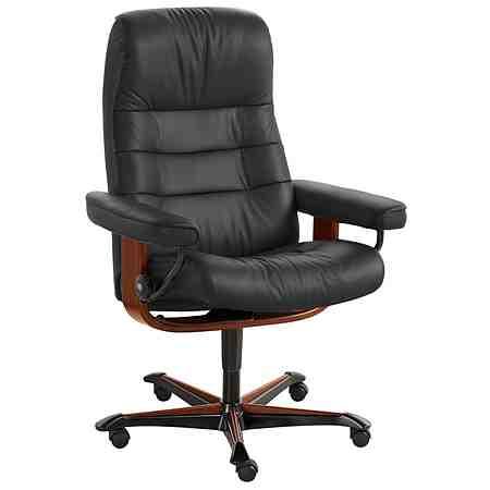 Möbel: Stühle: Bürostühle