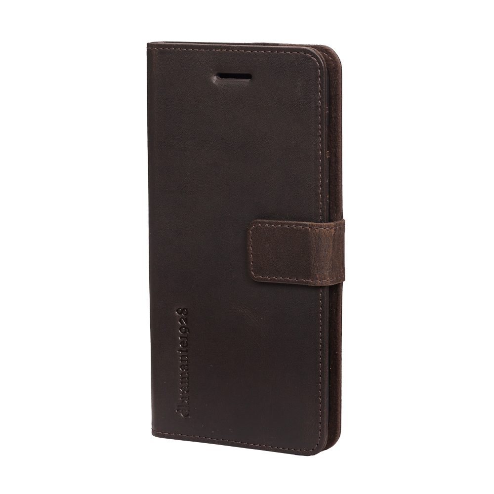 "dbramante1928 LederCase »Wallet Folio Copenhagen iPhone (6) 4.7"" Hunter Dar«"