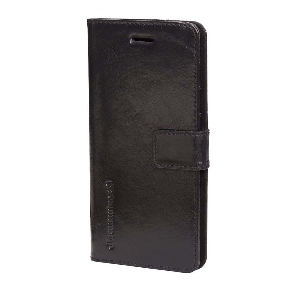 "dbramante1928 LederCase »Wallet Folio Copenhagen iPhone (6) 4.7"" Black« in schwarz"