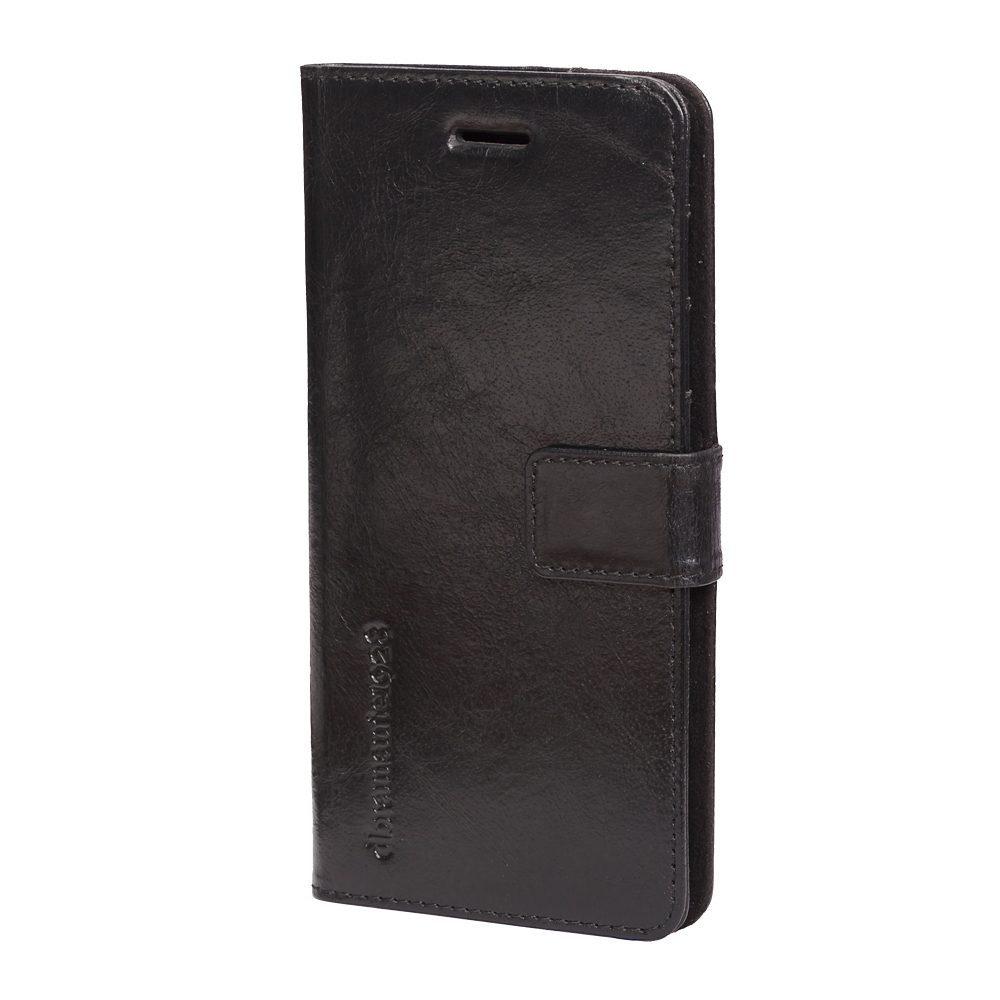 "dbramante1928 LederCase »Wallet Folio Copenhagen iPhone (6) 4.7"" Black«"