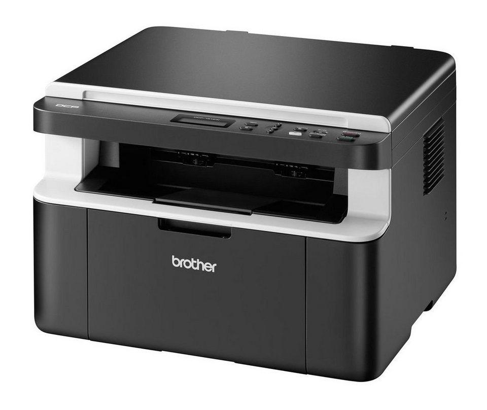 Brother Monolaser-Multifunktionsdrucker »DCP-1612W 3in1« in Schwarz