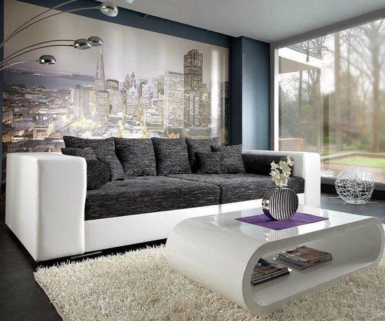 DELIFE XXL-Sofa Marlen 300x140 cm Bigsofa
