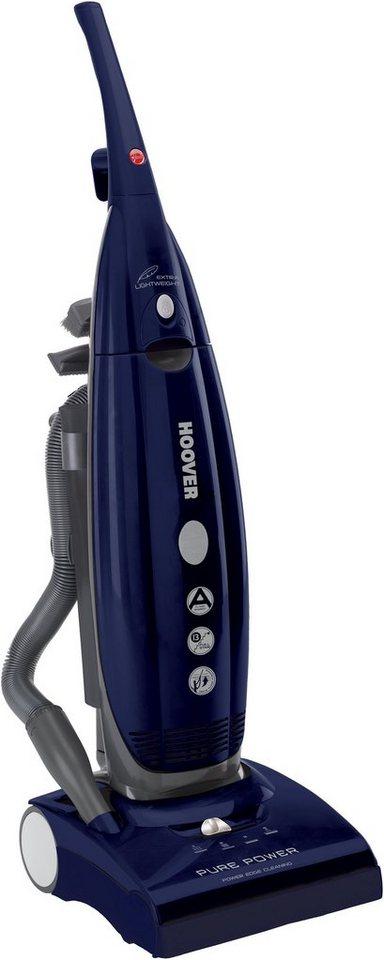Hoover Bürstsauger Purepower PU71_PU01, 750 Watt, dunkelblau in dunkelblau