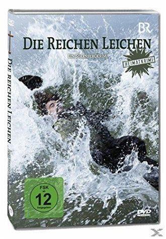 DVD »Die reichen Leichen. Ein Starnbergkrimi«