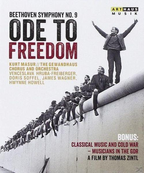 Blu-ray »Ode to Freedom - 25 Jahre Mauerfall«