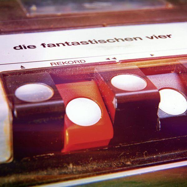 Audio CD »Fantastischen Vier: Rekord«