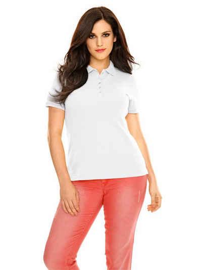 Damen Poloshirts in großen Größen » Poloshirts für Mollige   OTTO d8ad04a254