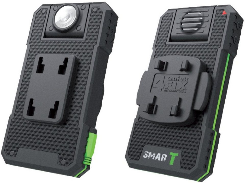 a-rival Powerbank »SMAR.T power - Power and Light« in Schwarz