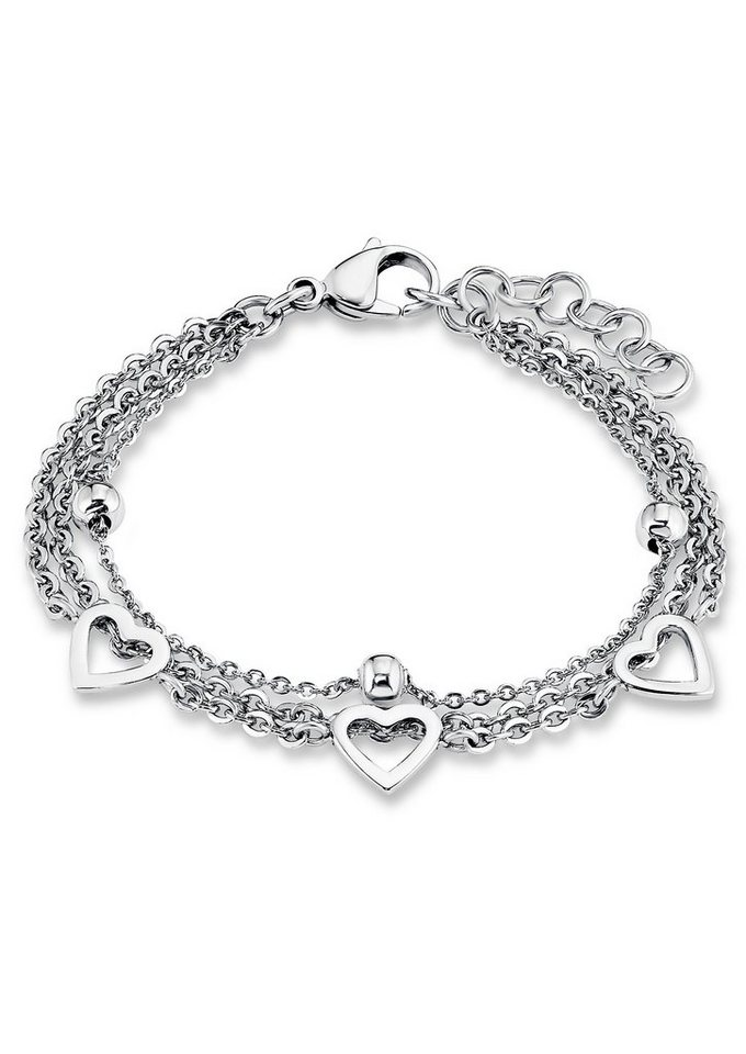 Armband, s.Oliver Junior, »9049677« in silberfarben