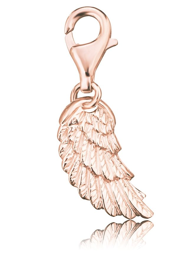 Charms-Einhänger, »Flügel, ERC-WING-R«, Engelsrufer