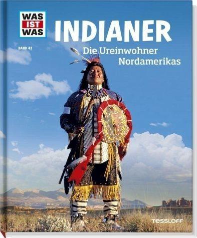 Gebundenes Buch »Indianer / Was ist was Bd.42«