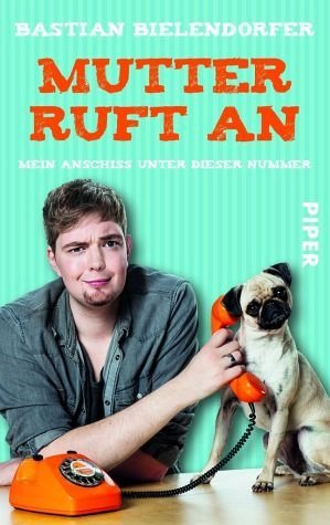 Broschiertes Buch »Mutter ruft an«