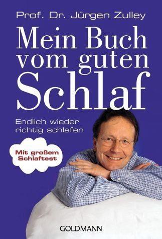 Broschiertes Buch »Mein Buch vom guten Schlaf«