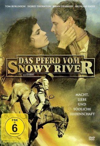 DVD »Das Pferd vom Snowy River«