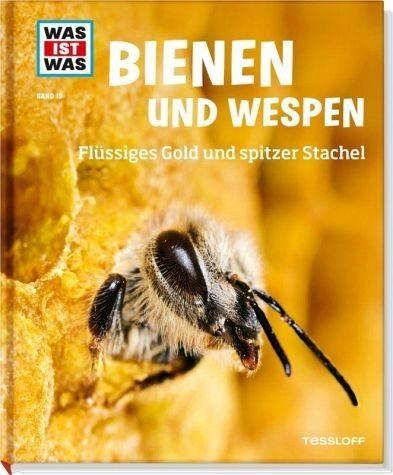 Gebundenes Buch »Bienen und Wespen / Was ist was Bd.19«