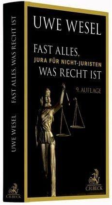 Gebundenes Buch »Fast alles, was Recht ist«