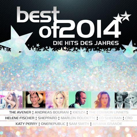 Audio CD »Various: Best Of 2014-Die Hits Des Jahres«