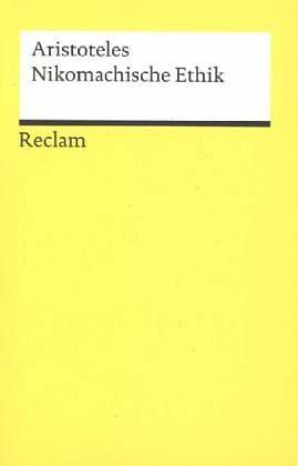 Broschiertes Buch »Nikomachische Ethik«