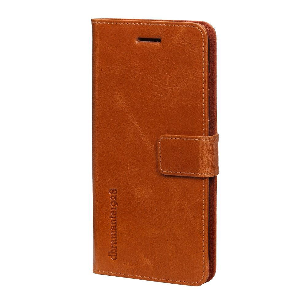 "dbramante1928 LederCase »Wallet Folio Copenhagen iPhone (6) 4.7"" Golden Tan«"
