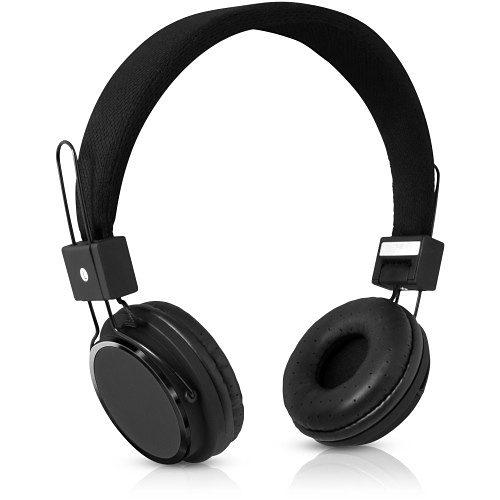 V7 Kopfhörer »On-Ear Stereo mit Freisprechfunktion schwarz«