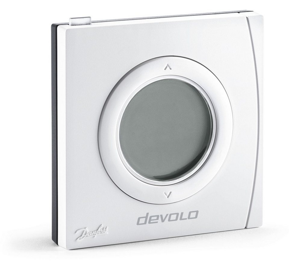 devolo smart home z wave home control raumthermostat. Black Bedroom Furniture Sets. Home Design Ideas