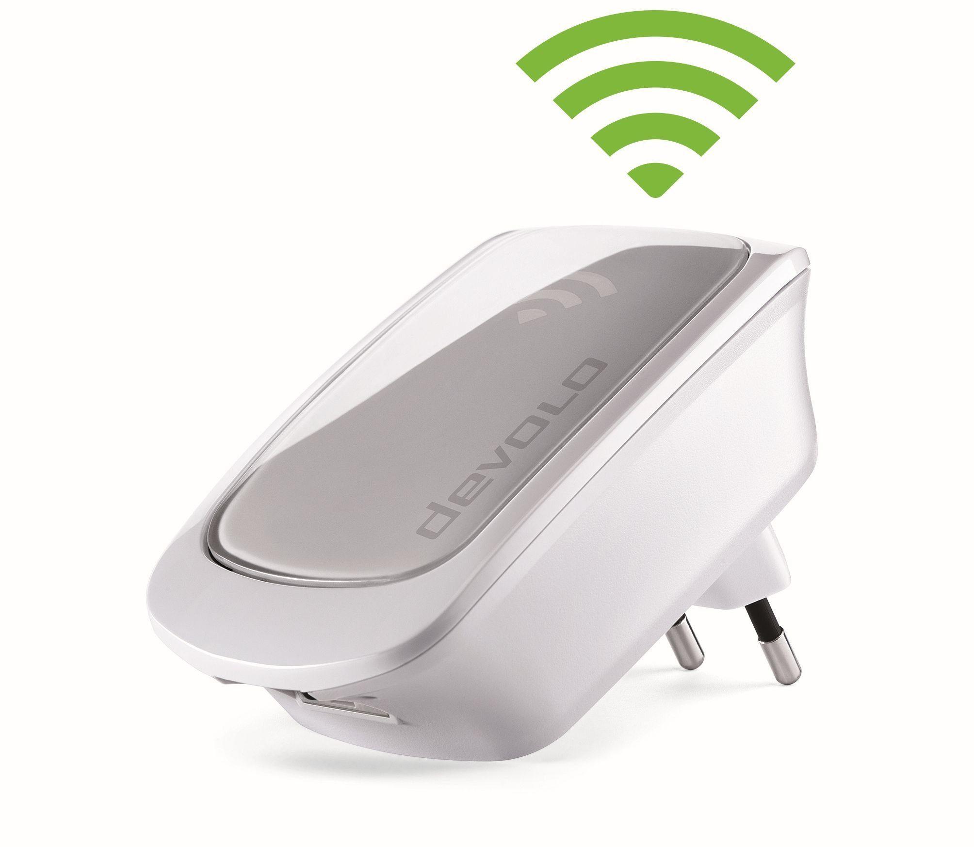 DEVOLO WiFi Repeater »300Mbit, 1xLAN, WPS, Verstärker«