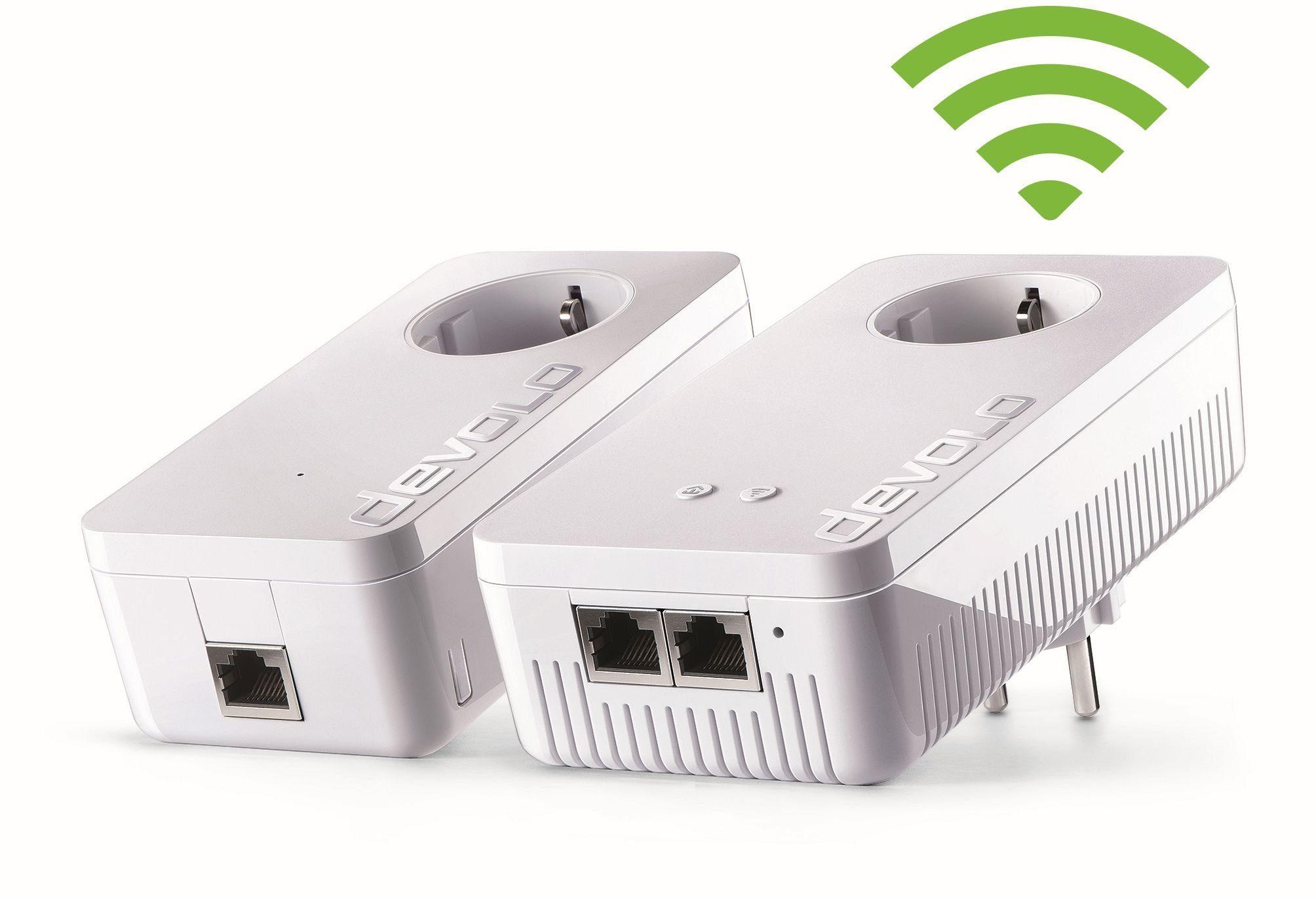 DEVOLO dLAN® 1200+ WiFi ac »Powerline + WLAN«