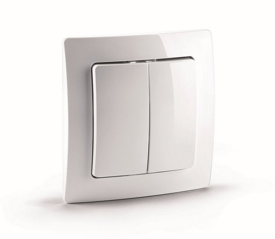 DEVOLO Smart Home Z-Wave »Home Control Funkschalter, Hausautomation ...