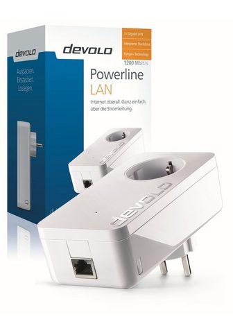 DEVOLO DLAN 1200+ Powerline (9320) »Netzwerk«...
