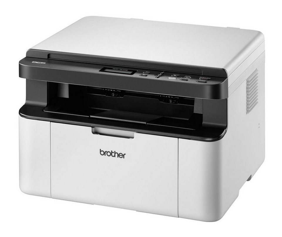 Brother Monolaser-Multifunktionsdrucker »DCP-1610W 3in1« in Grau