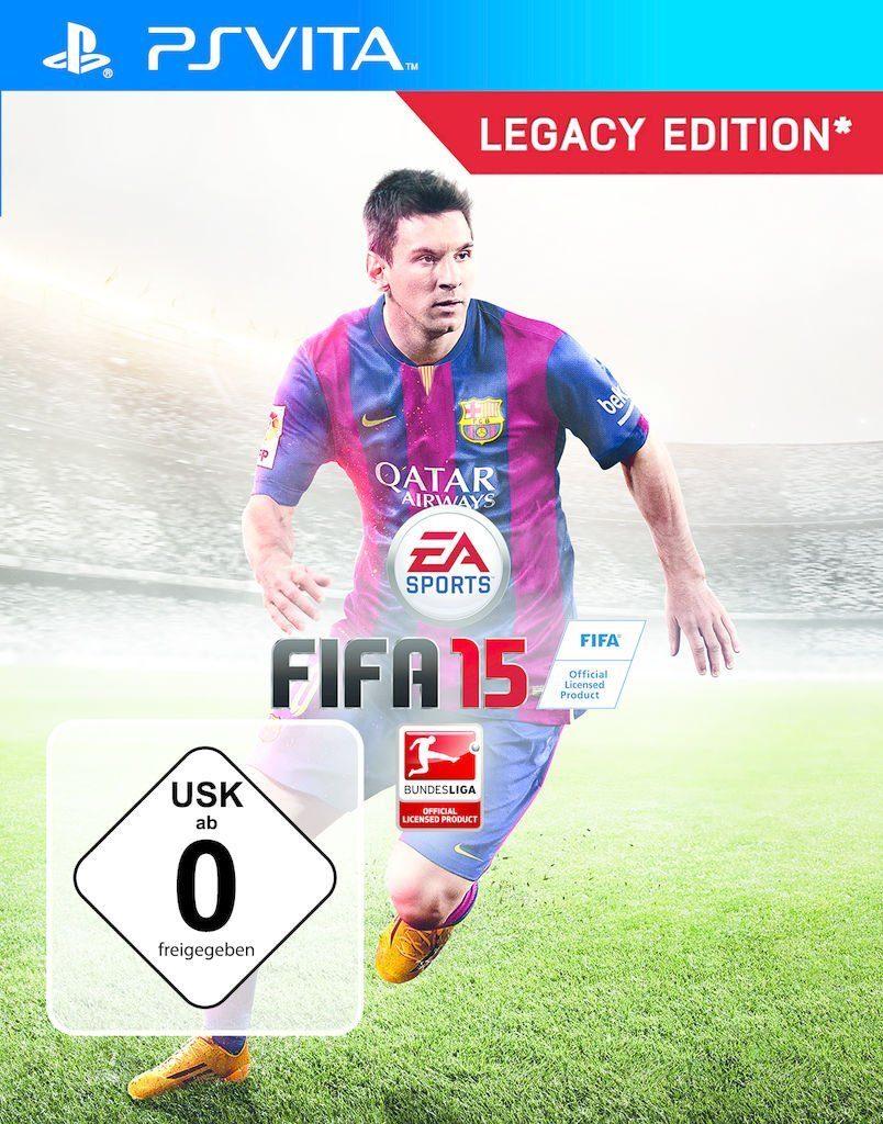 Electronic Arts Playstation Vita - Spiel »Fifa 15«