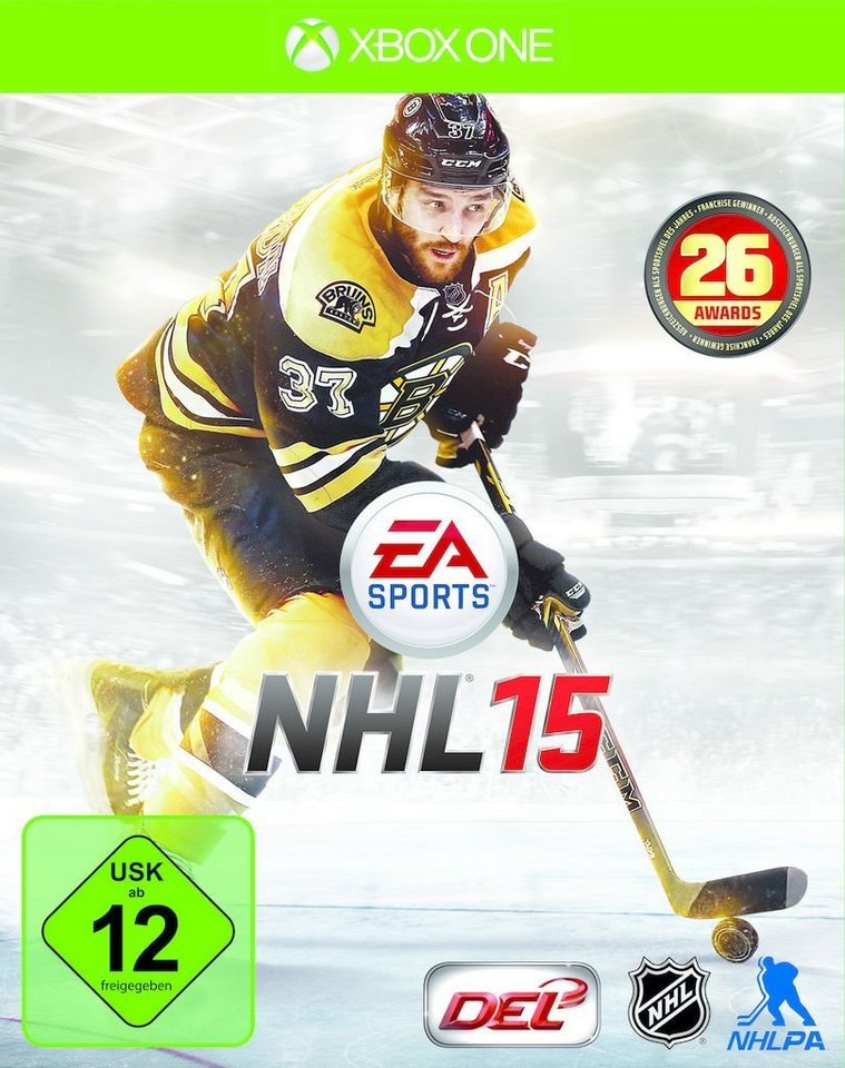 electronic arts xbox one spiel nhl 15 kaufen otto. Black Bedroom Furniture Sets. Home Design Ideas