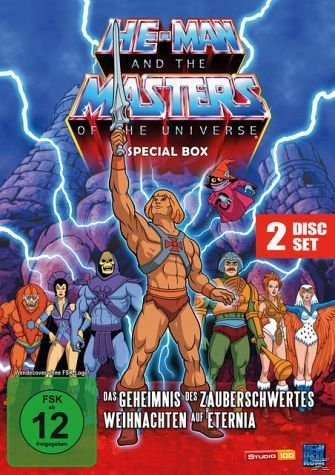 DVD »He-Man and the Masters of the Universe - Das...«