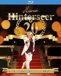 Blu-ray »Hansi Hinterseer 20: Das Beste zum Jubiläum -...«