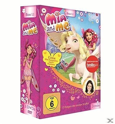 DVD »Mia and Me - Box 1.1 (3 Discs)«