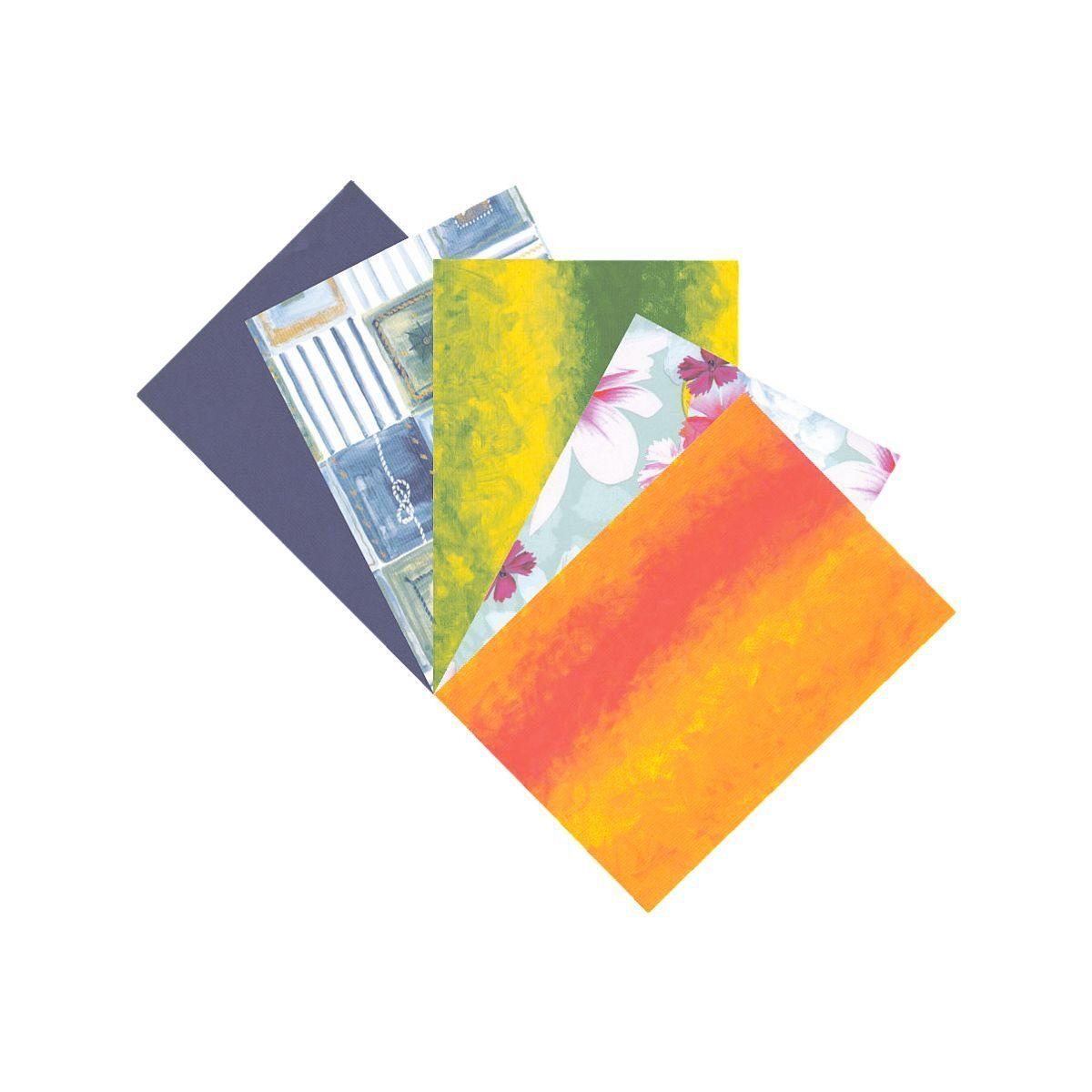 25er-Set Bogen-Geschenkpapier