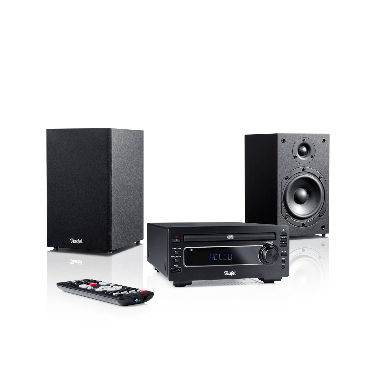 Teufel Stereo Microanlage »Kombo 22«