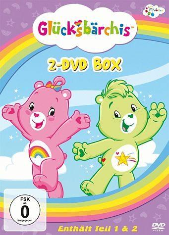 DVD »Glücksbärchis - Box 1 (2 Discs)«