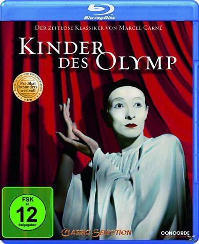 Blu-ray »Kinder des Olymp«