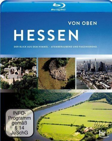 Blu-ray »Hessen von Oben«