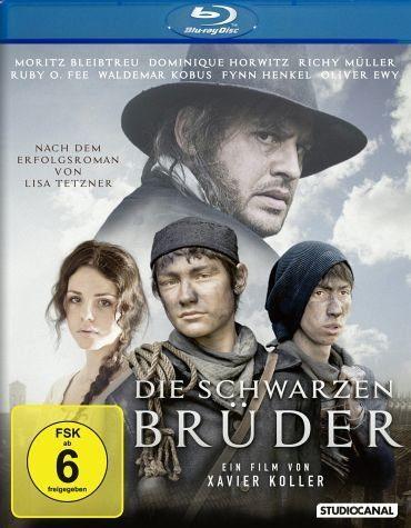 Blu-ray »Die schwarzen Brüder«