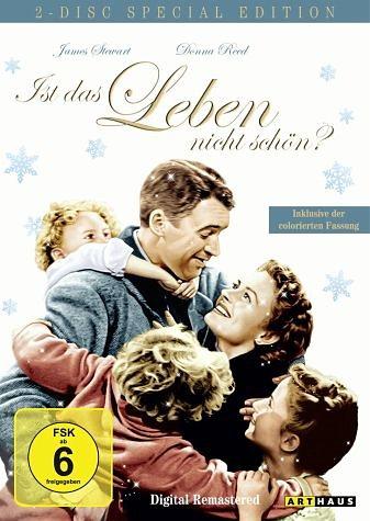 DVD »Ist das Leben nicht schön? (Special Edition, 2...«
