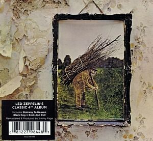 Audio CD »Led Zeppelin: Led Zeppelin Iv (2014 Reissue)«